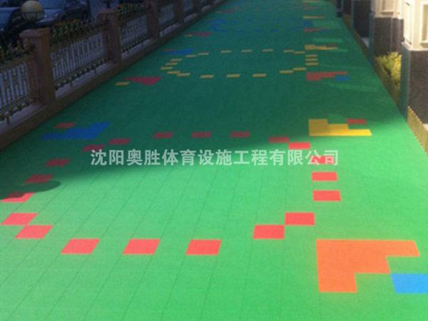 葫芦岛幼儿园悬浮地板